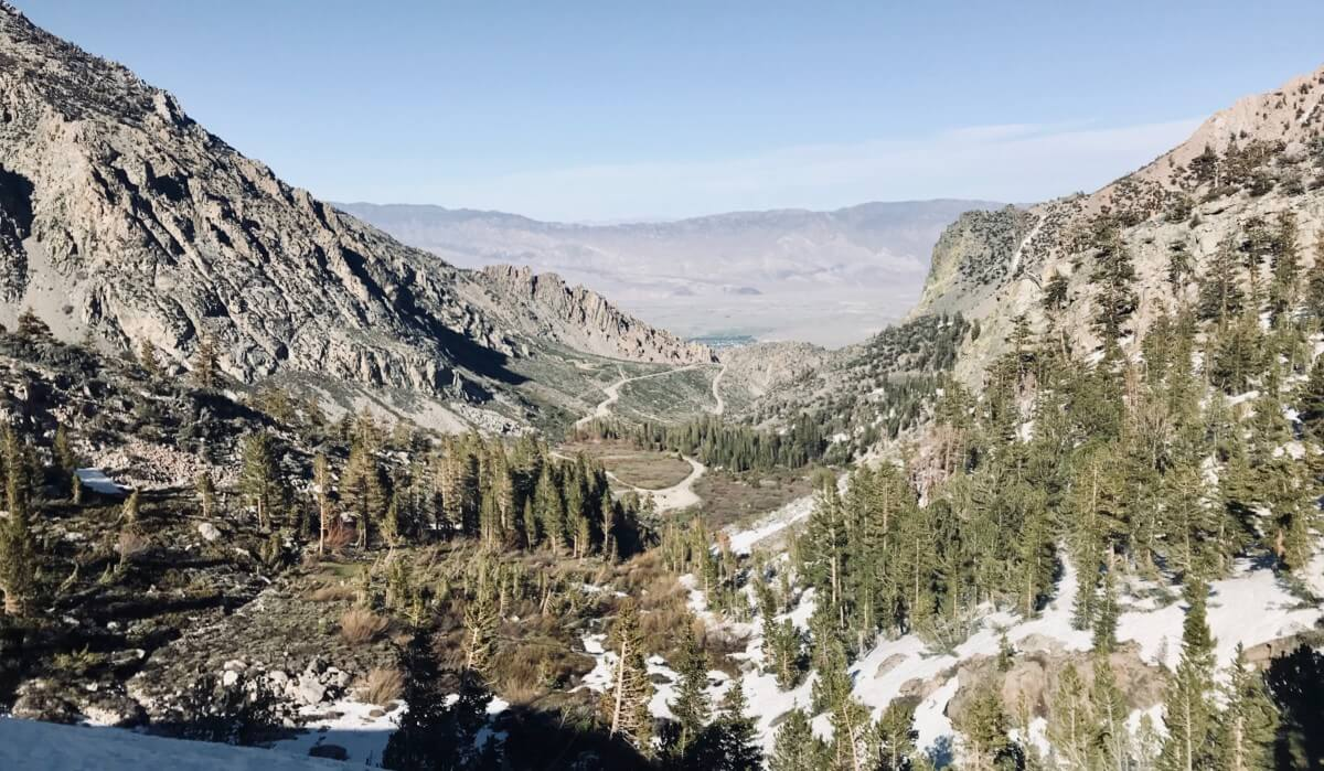 Onion Valley Views…